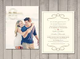 wedding invitations with pictures 21 modern wedding invitations free psd ai vector eps format