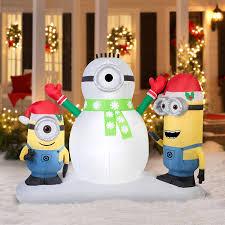 Inflatable Christmas Lawn Decorations Chritsmas Decor