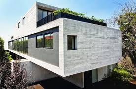 Modern Concrete Home Plans Block Concrete House Ideas In Mexico Part Of Architecture