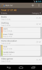 Home Design Decor Shopping Wish Inc Wish List Shopping Buddy Android Apps On Google Play