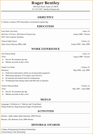 resume format for college students exles of college resumes starua xyz