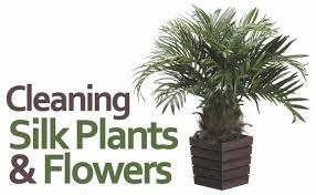 silk plants cleaning silk plants flowers clean my space