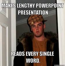 Mba Meme - kate c the woodbury powerpoint tips for mba students