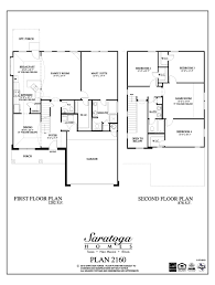 All In The Family House Floor Plan Plan 2160 Saratoga Homes Houston