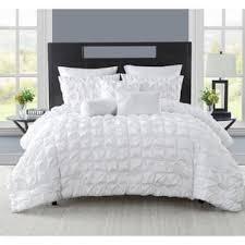 white comforter sets for less overstock com