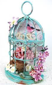Blue Bird Home Decor Scraps Of Darkness And Scraps Of Elegance Video Tutorial Diy