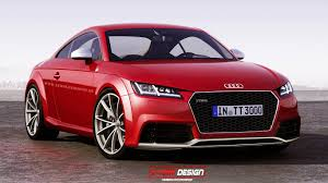 audi 2016 2016 audi tt rs the fastest mqb car ever autoevolution