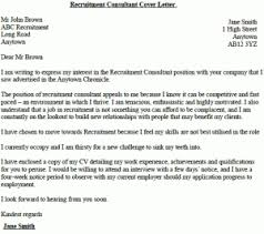 sample cover letter to recruitment agency best resumes curiculum