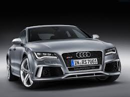 audi rs7 front 2014 audi rs7 sportback front angle 4 car reviews pictures