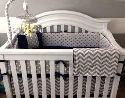 Gray And White Crib Bedding Sets White Baby Bedding Sets Videozone Club