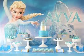 frozen party kara s party ideas frozen birthday party worth melting for