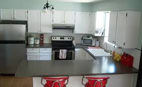 running with scissors how to paint your kitchen cabinets