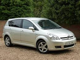used toyota corolla verso diesel for sale motors co uk