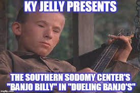 Ky Jelly Meme - image tagged in banjo deliverance imgflip