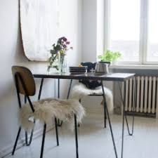 Hairpin Leg Dining Table 20 Designs That Prove Hairpin Legs Can Look Great On Anything