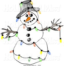 free snowman clipart holiday clip art of a festive winter snowman