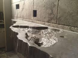Cement Bathroom Vanity Top Concrete Vanity Top Mold Home Vanity Decoration
