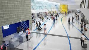 United Baggage Claim United Airlines Reveals New United Club At Lax Terminal 7