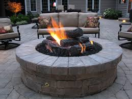 Firepit Gas Outdoor Gas Pit Design And Ideas