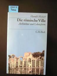architektur lã beck 3406315763 die römische villa architektur und lebensform