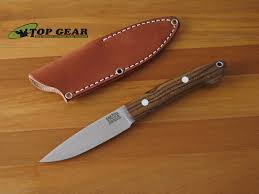 bark river kitchen knives bark river bird and trout knife cpm s35vn steel 04 13w b