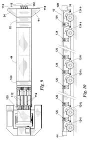 patent us6371505 double gooseneck trailer google patents