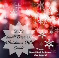 Custom Gift Cards For Small Business 2013 Small Business Christmas Gift Guide Singing Through The Rain