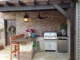 cuisine d exterieure 15 idées d aménagement de cuisine d été habitatpresto