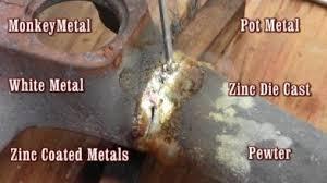 antique pot metal ls pot metal muggy weld