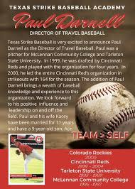 Texas travel academy images Texas strike mizuno texas select baseball jpg