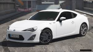 toyota gt86 toyota gt86 add on replace tunable hq gta5 mods com