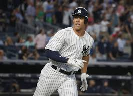 How Aaron Judge Became A Bomber The Inside Story Of The Yankees - aaron judge s jersey from mlb debut sells for 160g four times the