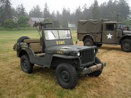 ford military jeep four bees vintage military vehicle show at fort worden june 17
