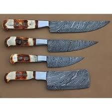 usa made kitchen knives custom damascus handmade chef knives buy handmade