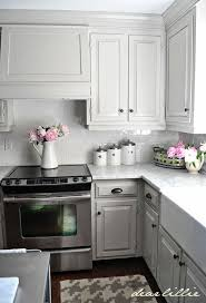 gray and white kitchen cabinets ideas dear lillie kitchen cabinets decor kitchen renovation
