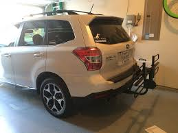 Subaru Forester Bike Rack by 14 U002718 Oem Or Other Hitch Page 2 Subaru Forester Owners Forum