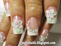 image via 3d flower nail image alto relieve y 3d pinterest