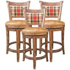 Swivel Bar Stool Viyet Designer Furniture Seating Guy Chaddock Upholstered