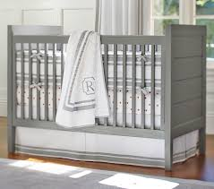 Cribs With Mattresses Emery Convertible Crib Pottery Barn