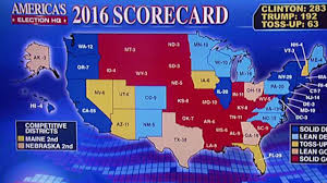 2016 Presidential Usa Election Prediction Electoral Map by Trump Vs Clinton The State Of Fox Electoral Map And Polls Fox