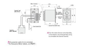 motor specifications and wiring diagrams fa mechanical standard