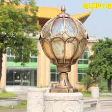 Outdoor Lightings by Popular Outdoor Lamp Post Buy Cheap Outdoor Lamp Post Lots From