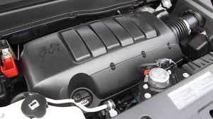 2009 saturn outlook burgundy stock 131581b engine youtube