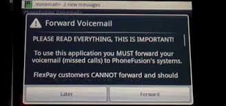 visual voicemail for android how to set up visual voicemail on a android smartphone