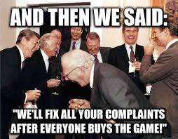 Meme The Game - 19 funny ea memes calling the company out on their bs funny