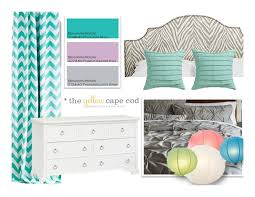 the yellow cape cod color crush girls room
