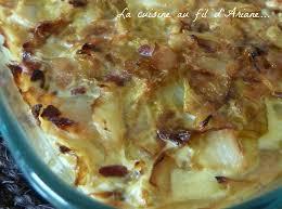 cuisiner du choux blanc gratin de chou blanc au cumin la cuisine au fil d ariane