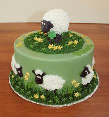 Easter Cake Decorations Pinterest by Best 25 Sheep Cake Ideas On Pinterest Easter Cake Cake