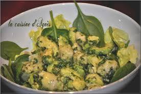 recette de cuisine saine salade artichaut et avocat la cuisine d agnèsla cuisine d agnès
