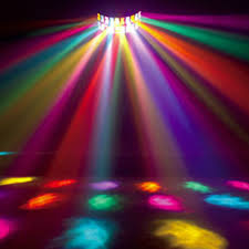 party light rentals american dj aggressor party light rental